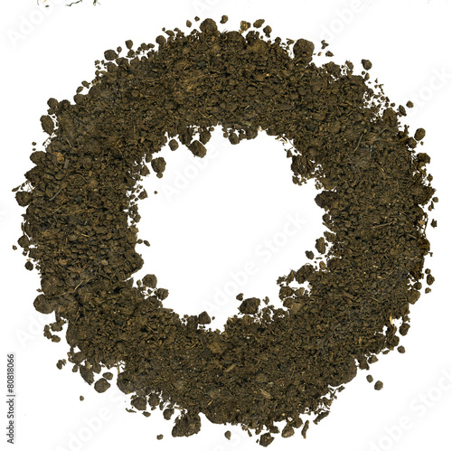 Alphabet of soil block capitals letter o immagini e for Soil 5 letters