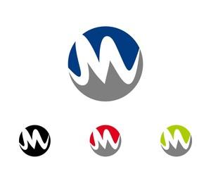 M logo 2