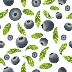 blueberry-pattern