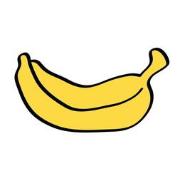cartoon banana
