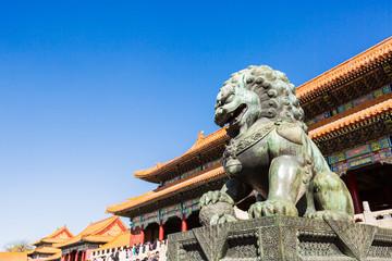De verboden stad, wereldhistorisch erfgoed, Peking China