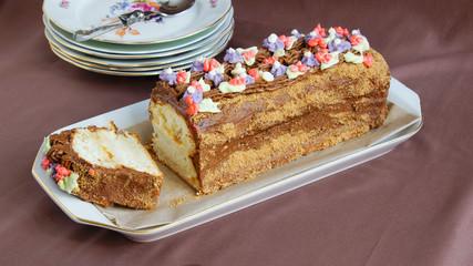 roulade cake