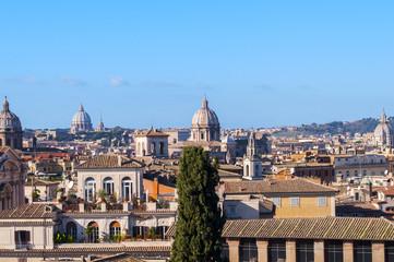 Panorama, Cupole di Roma