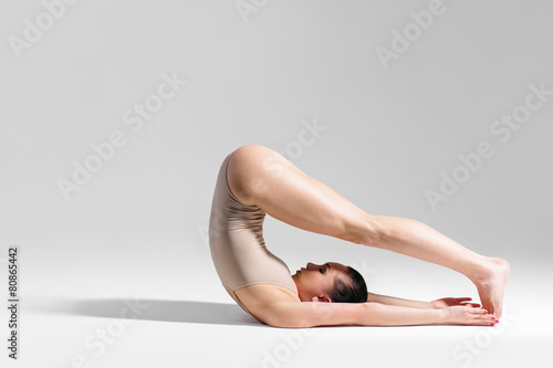 голая йога фото вк