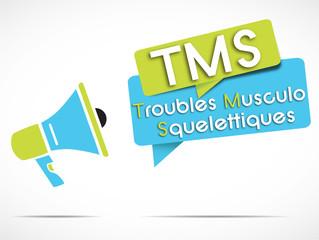 mégaphone : TMS