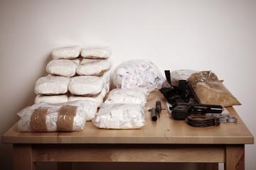 Goods of organized crime