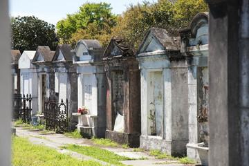 Printed kitchen splashbacks Cemetery Lafayette Cemetery