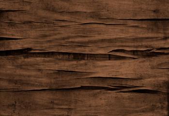 Old Wood Background - Stock Image