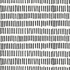 Fototapete - Abstract Lines Seamless Pattern