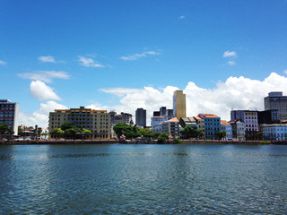 Paisagem, Recife - Veneza Brasileira