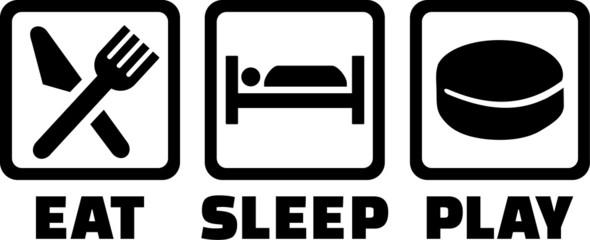 Eat Sleep Play Hockey