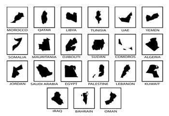 Arab League Countries