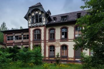 Keuken foto achterwand Oud Ziekenhuis Beelitz Beelitz Heilstätten, Berlin, Brandenburg