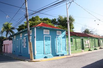 République Dominicaine - à l'angle des rues de barahona