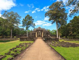 Baphuon temple at Angkor Wat, Siem Reap, Cambodia