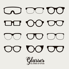 Glasses design