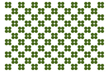 Pattern from leaf.(Wallpaper concept)