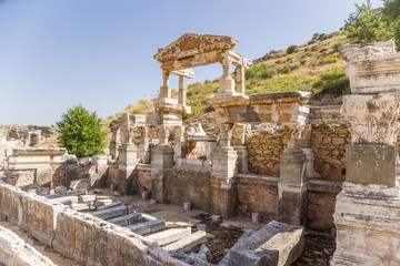 Ephesus. Source of Emperor Trajan, 114 AD