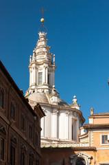 Roma Chiesa di San Luigi dei Francesi