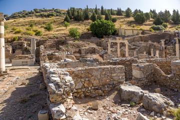 The ruins of ancient Ephesus, Turkey (UNESCO tentative list)