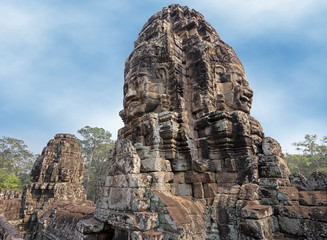 khmer towers