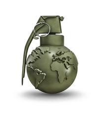 Earth grenade