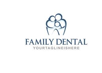 Family Dental - Logo Template
