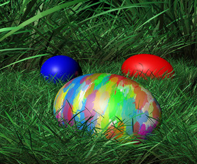Easter Eggs Celebrations