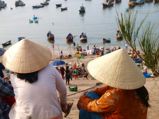 Vietnamesischer Hut