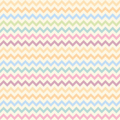 Chevron pattern for eggs