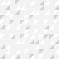 Triangle background, seamless pattern, gray