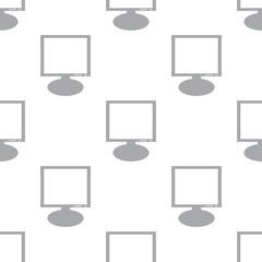 New Monitor seamless pattern