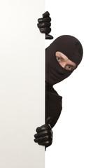 Burglar - fototapety na wymiar