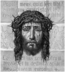 Face Christus : Veronica Veil