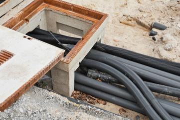 leerrohr kabel heimnetzwerk serie 2 die umsetzung hausbau. Black Bedroom Furniture Sets. Home Design Ideas