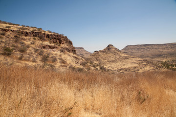 African mountains