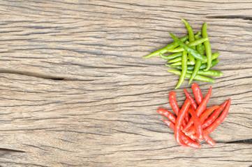 chilli, guinea-pepper