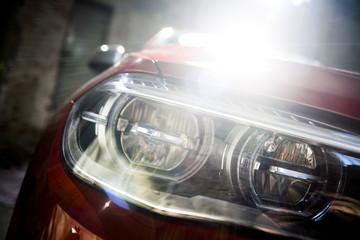 Car LED headlight
