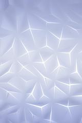 Triangle,Etoile,Géométrique,Bleu,Blanc,Papier,Plié