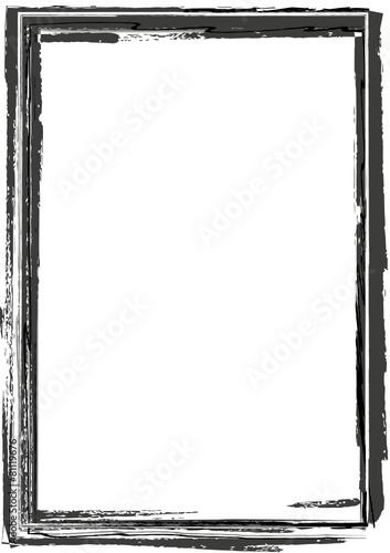 schwarzer rahmen stockfotos und lizenzfreie vektoren auf bild 81119676. Black Bedroom Furniture Sets. Home Design Ideas