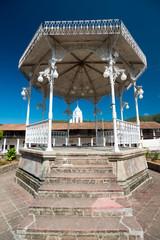 San Sebastian Town square