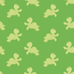 Turtles (green background)