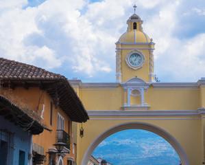 Arch in Antigua Guatemala