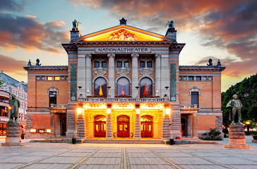 Oslo National theatre, Norway