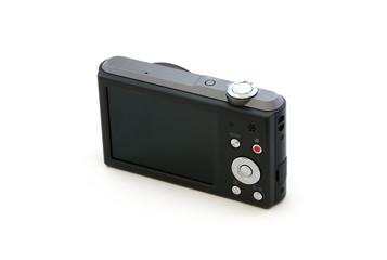 Kompaktkamera Rückseite