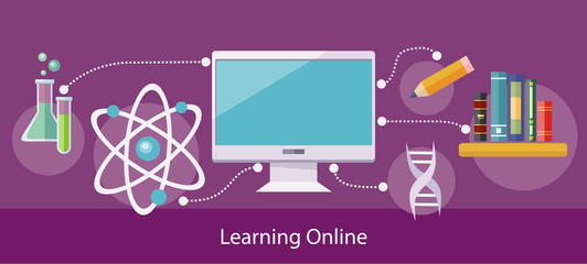 Concept of Online Learning.