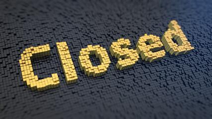 Closed cubics