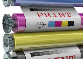 Print Machine - 3D