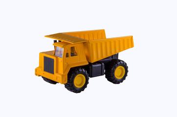 Yellow Truck
