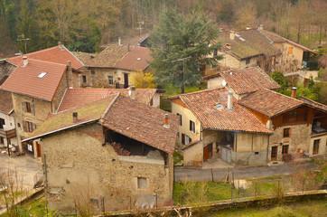 Village du bas de Saint Antoine